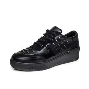 נעליים אל איי פולו  לגברים LA POLO 05 - שחור