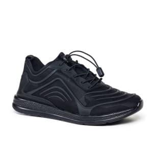 נעליים אל איי פולו  לגברים LA POLO 8599 - שחור