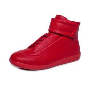 נעליים אל איי פולו  לגברים LA POLO 8169 - אדום