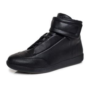 נעליים אל איי פולו  לגברים LA POLO 8169 - שחור
