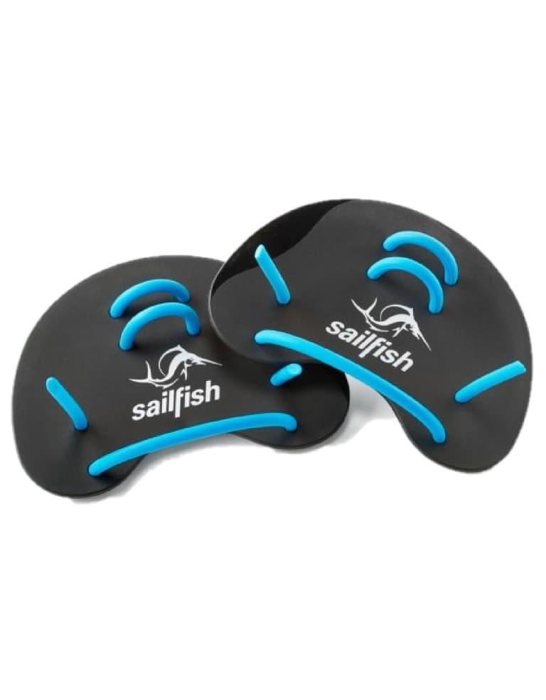 אביזרי שחייה סיילפיש לנשים Sailfish paddle finger - שחור/כחול