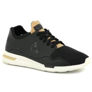 נעליים לה קוק ספורטיף לגברים Le Coq Sportif LCS R PURE LEA - שחור