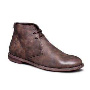 מגפיים קוואטרו קוואלי לגברים Quattro Cavalli 8534 - חום