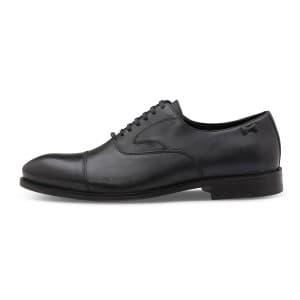 נעליים אלגנטיות פיוקו נרו לגברים FIOCCO NERO OXFORDS 501S - שחור