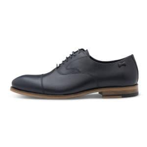נעליים אלגנטיות פיוקו נרו לגברים FIOCCO NERO OXFORDS 501S - כחול