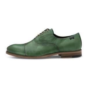 נעליים אלגנטיות פיוקו נרו לגברים FIOCCO NERO OXFORDS 501S - ירוק