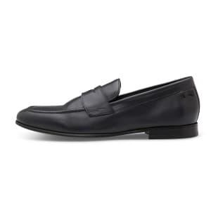 נעליים אלגנטיות פיוקו נרו לגברים FIOCCO NERO LOAFERS 589 - שחור