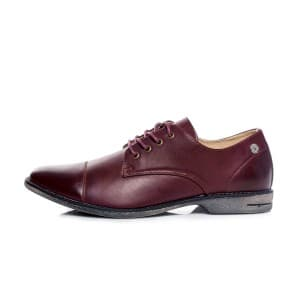 נעליים אלגנטיות קוואטרו קוואלי לגברים Quattro Cavalli 8141 - בורדו