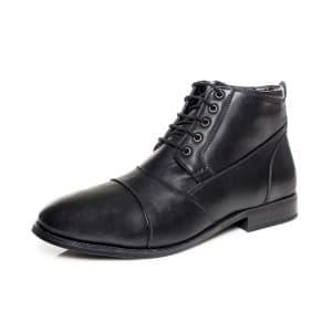 מגפיים קוואטרו קוואלי לגברים Quattro Cavalli 8164 - שחור