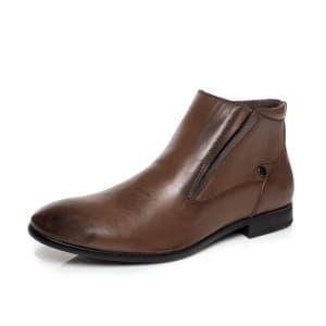 מגפיים קוואטרו קוואלי לגברים Quattro Cavalli 8578 - חום