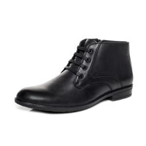 מגפיים קוואטרו קוואלי לגברים Quattro Cavalli 8579 - שחור