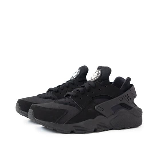 נעליים נייק לגברים Nike AIR HUARACHE - שחור מלא