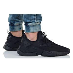 נעלי הליכה נייק לגברים Nike AIR HUARACHE DRIFT - שחור