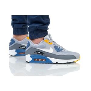 נעלי הליכה נייק לגברים Nike Air Max 90 Essential - אפור/כחול