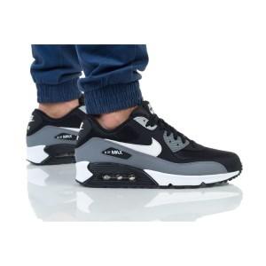 נעלי הליכה נייק לגברים Nike Air Max 90 Essential - אפור/שחור