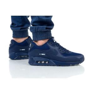 נעלי הליכה נייק לגברים Nike Air Max 90 Essential - כחול כהה