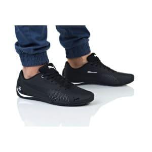 נעלי הליכה פומה לגברים PUMA BMW MS DRIFT CAT 5 ULTRA TEAM - שחור מלא