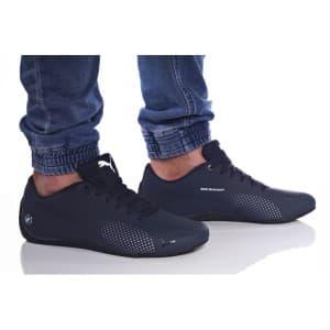 נעלי הליכה פומה לגברים PUMA BMW MS DRIFT CAT 5 ULTRA TEAM - כחול כהה