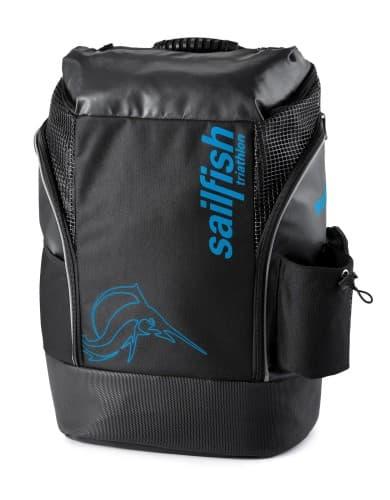 אביזרים סיילפיש לנשים Sailfish Capetown Backpack - שחור/כחול
