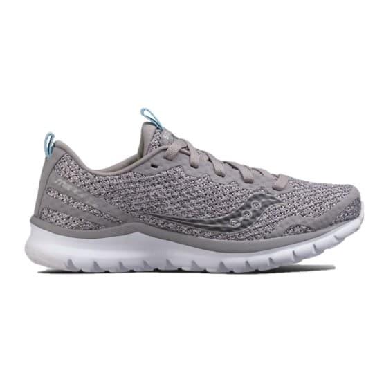 נעליים סאקוני לנשים Saucony Liteform Feel - אפור/לבן