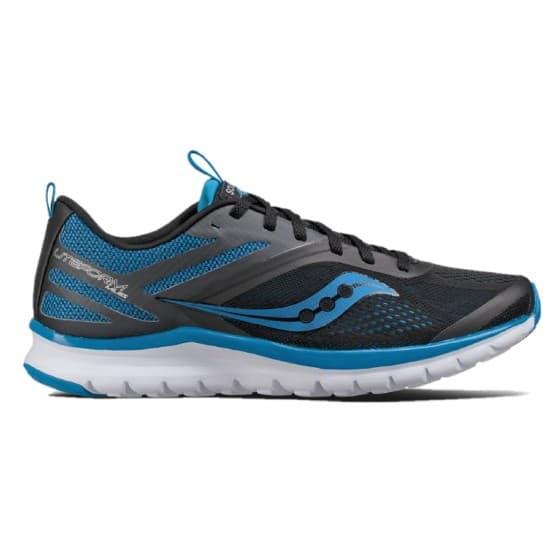 נעליים סאקוני לגברים Saucony Liteform Miles - שחור/כחול