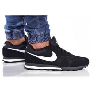 נעלי הליכה נייק לגברים Nike MD RUNNER 2 - שחור
