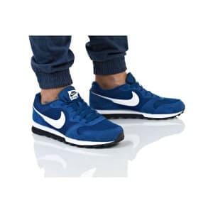 נעלי הליכה נייק לגברים Nike MD RUNNER 2 - כחול/לבן