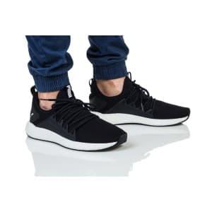 נעלי הליכה פומה לגברים PUMA NRGY NEKO KNIT - שחור/לבן