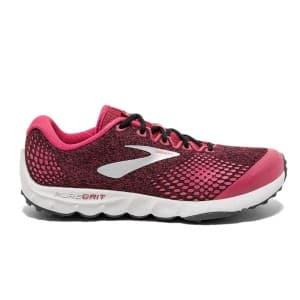 נעליים ברוקס לנשים Brooks PureGrit 7 - ורוד/אדום