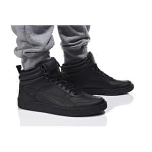 נעלי הליכה פומה לגברים PUMA REBOUND STREET V2 L - שחור