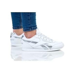 נעליים ריבוק לנשים Reebok ROYAL CLJOG 2 - לבן/אפור