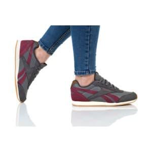 נעליים ריבוק לנשים Reebok ROYAL CLJOG 2 - אפור/אדום