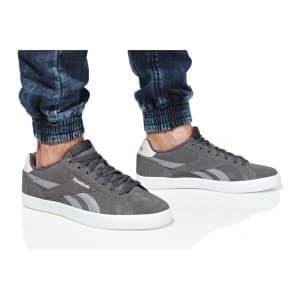 נעליים ריבוק לגברים Reebok ROYAL COMPLETE 2LS - אפור