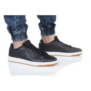נעליים ריבוק לגברים Reebok ROYAL COMPLETE CLN - שחור/לבן