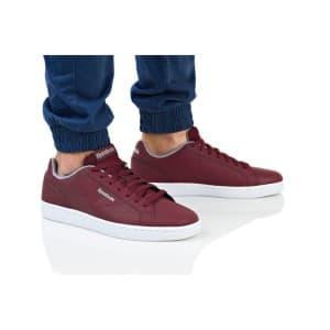 נעליים ריבוק לגברים Reebok ROYAL COMPLETE CLN - בורדו