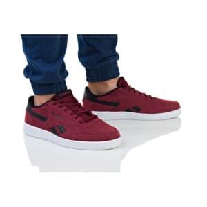 נעליים ריבוק לגברים Reebok ROYAL TECHQUE T - בורדו