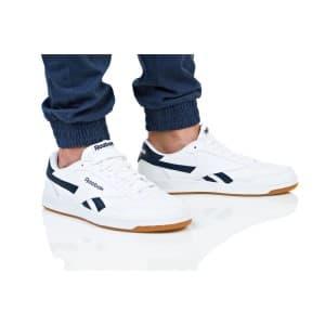 נעליים ריבוק לגברים Reebok ROYAL TECHQUE T - כחול/לבן