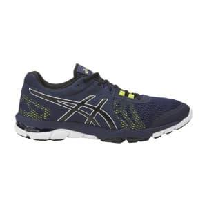 נעליים אסיקס לגברים Asics Gel Craze TR 4 - כחול/צהוב