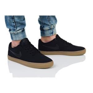 נעליים נייק לגברים Nike SB CHECK SOLAR CNVS - שחור