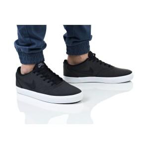 נעליים נייק לגברים Nike SB CHECK SOLAR CNVS - שחור מלא