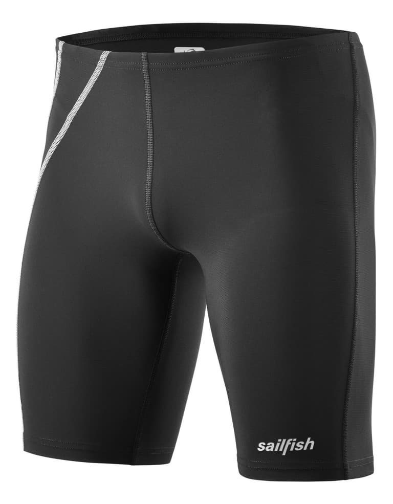 בגדי ים סיילפיש לגברים Sailfish Swim Jammer Race - שחור