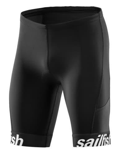 בגדי ים סיילפיש לגברים Sailfish Trishort Comp - שחור