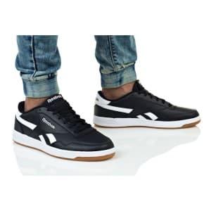 נעליים ריבוק לגברים Reebok ROYAL TECHQUE T - שחור/לבן