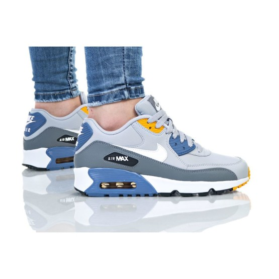 נעלי הליכה נייק לנשים Nike AIR MAX 90 LTR - אפור