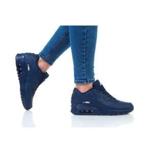 נעלי הליכה נייק לנשים Nike AIR MAX 90 LTR - כחול