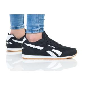 נעליים ריבוק לנשים Reebok ROYAL CLJOG 2 - לבן/שחור