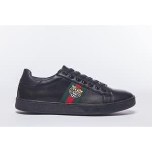 נעליים אל איי פולו  לגברים LA POLO 8205 - שחור