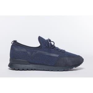 נעלי הליכה אל איי פולו  לגברים LA POLO 8206 - כחול