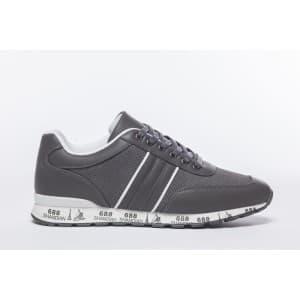 נעלי הליכה אל איי פולו  לגברים LA POLO 8208 - אפור