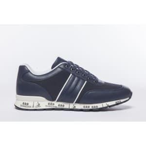 נעלי הליכה אל איי פולו  לגברים LA POLO 8208 - כחול